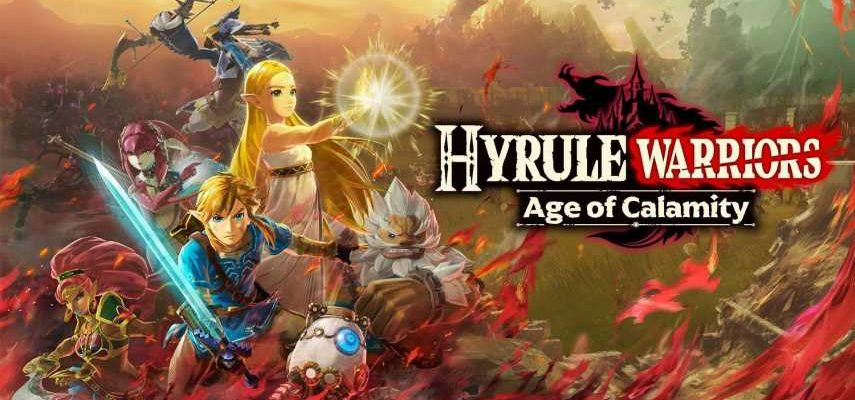 Hyrule Warriors Age of Calamity Gameplay, Trailer Revealed